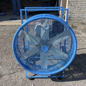 Custom Inflator fan